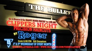 The Bullet Bar: Clippers Night with Roger